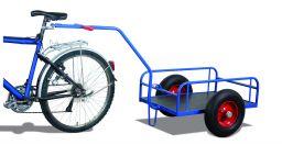 Cordes Industrieanhänger, Handpritschenwagen,Fahrradanhänger, Rollplatten