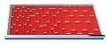 Muldenplatten 91-teilig für R 48-24 für Schubladennutzmaß innen 1200 x 600 mm und Blendenhöhe 75 mm
