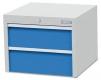 Unterhängeschrank R 18-16, 2x Schublade