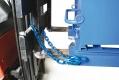 Sicherungskette für Muldenkipper Länge 1000 mm