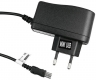 Micro-USB-Ladegerät für Notbestromung (Batterie) oder Akku-Aufladung über Smartphone, Netz oder 12-V-Socket