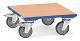 Kistenroller 1166 - Holzboden