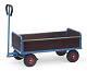 Handwagen 4051 - Vollgummiräder
