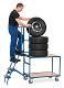 Reifen-Kommissionierwagen 4550